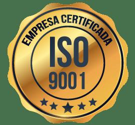 Chiptronic ISO9001, nós temos!